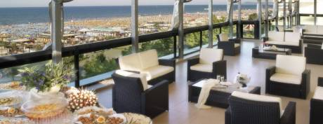 From 29 August to 5 September offer in Rimini on the beach