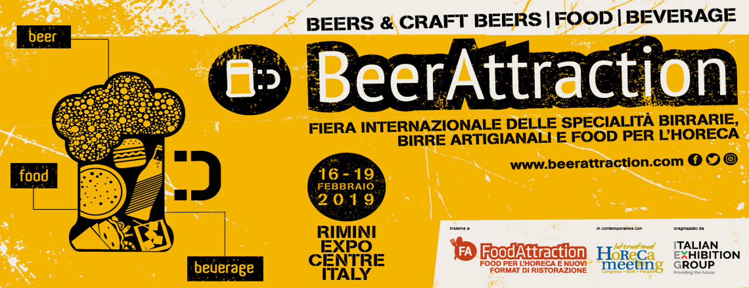 Angebote Beer Attraction-Messe vom 16 bis 19 Februar 2019