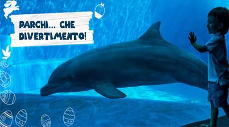 Pasqua 2018 a Rimini: offerta Hotel + Parco divertimenti