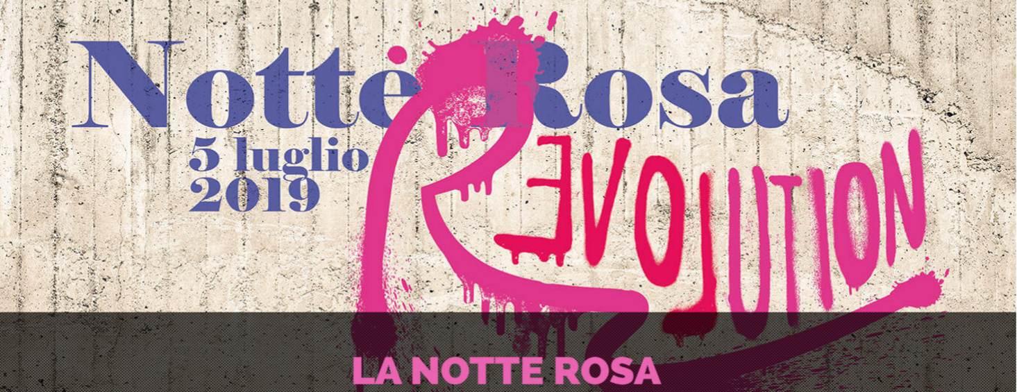 Offerta Notte Rosa a Rimini in hotel sul mare