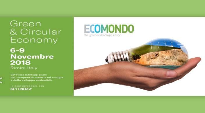 Offerta Fiera Ecomondo – Key Energy 6 – 9 novembre