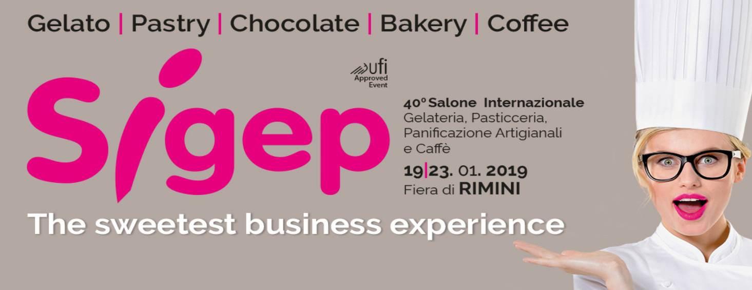 Offre SIGEP à Rimini 19 – 23 Janvier 2019