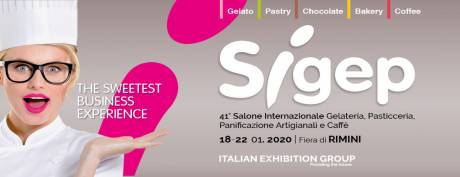 Offer SIGEP in Rimini 18 – 22 January 2020