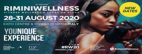 Offerta Fiera Rimini Wellness a Rimini 28 – 31 Agosto
